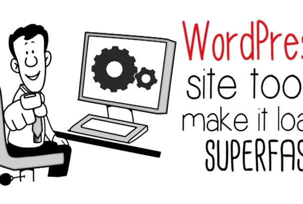 increase your wordpress speed and performance