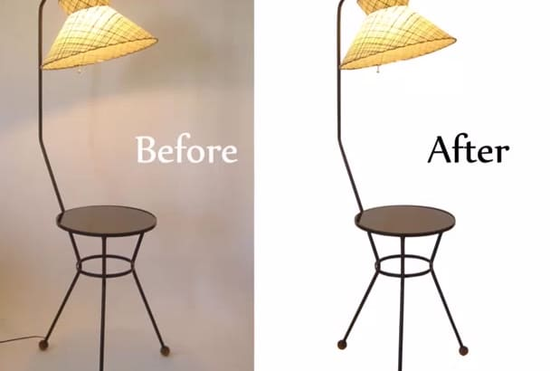 give professional image manipulation services