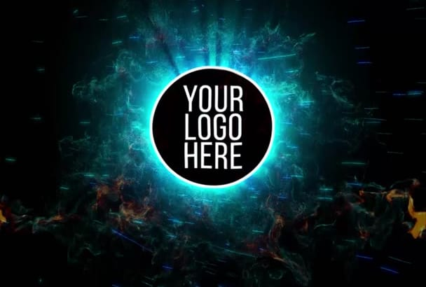 video intro With your logo