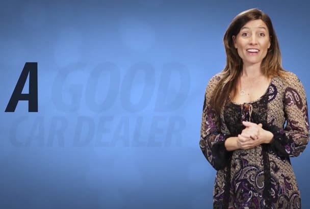 create Car DEALER Business Commercial in 12hrs