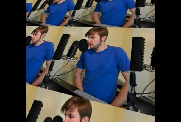 produce any voice over with speed, quality, and accuracy