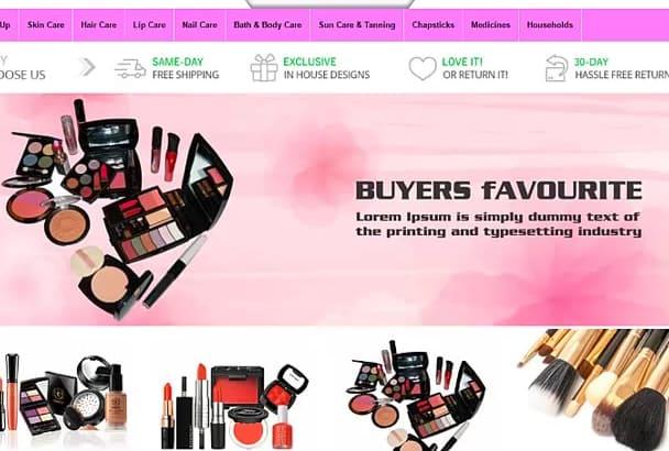 create a Custom eBay Store Design