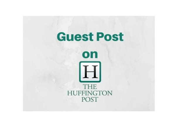 give Authority Guest Post On Huffington Post