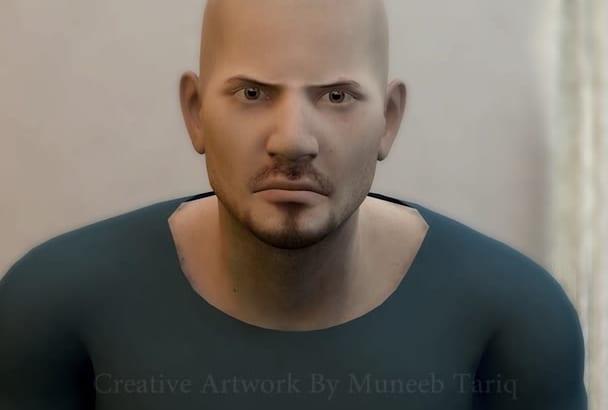 make you 3d models