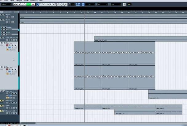 edit your audio track