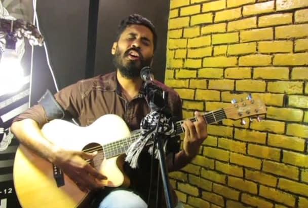 compose Urdu Hindi Punjabi songs and jingles