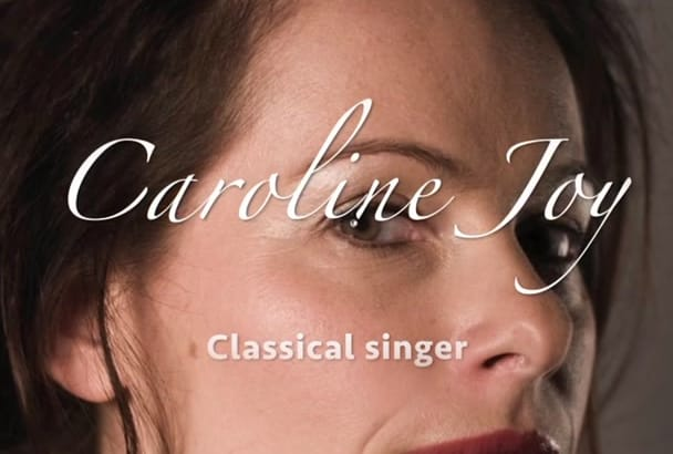 record opera or classical vocals for you