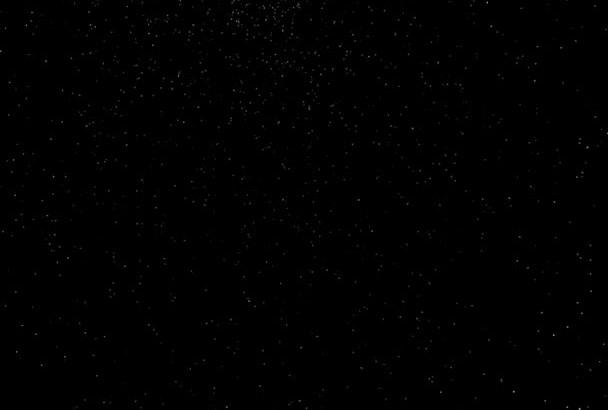 design this beautiful starry night video intro