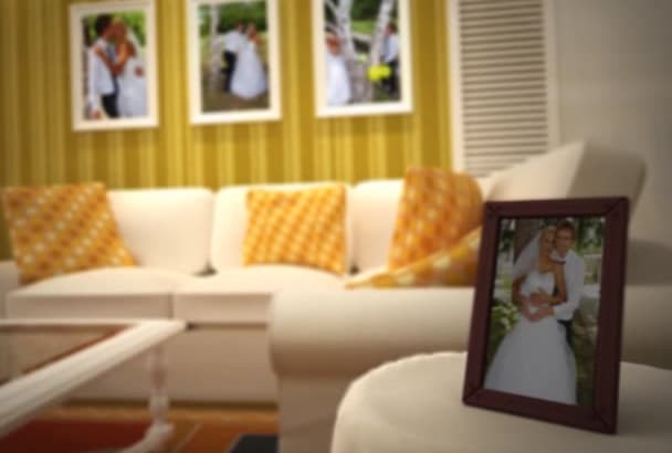 make wedding slideshows, photo albums