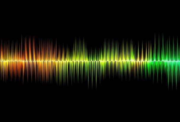 record an IRISH female voice over narration