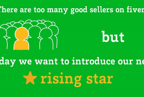 do a video for fiverr sellers