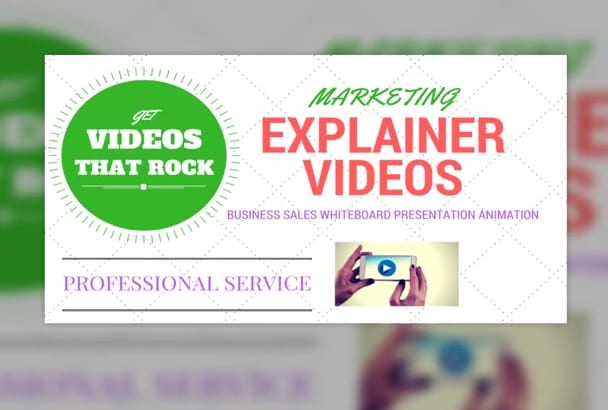 make 2 Minute Explainer Videos Sales Marketing Business Whiteboard Animation