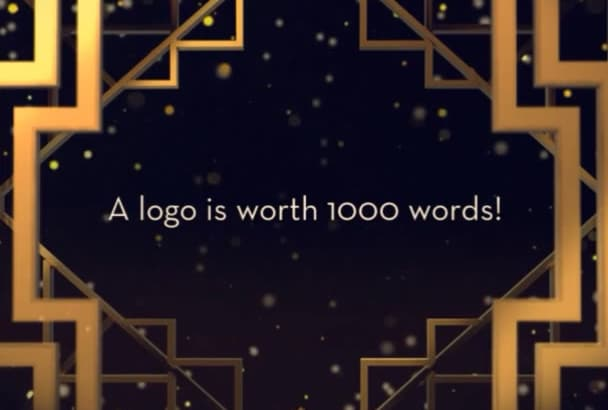 create a Stunning 2D LOGO Design for You