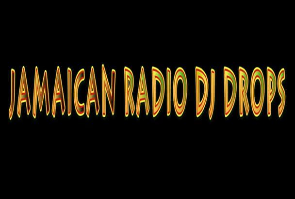do Jamaican Radio DJ Drops