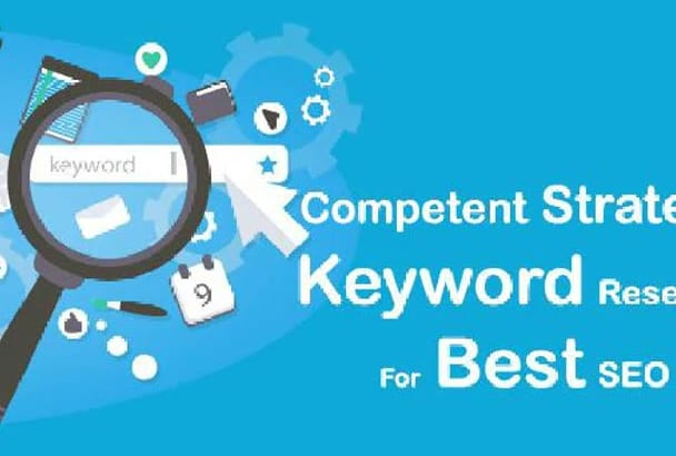 provide in Depth Keyword Research for 5 profitable Key words