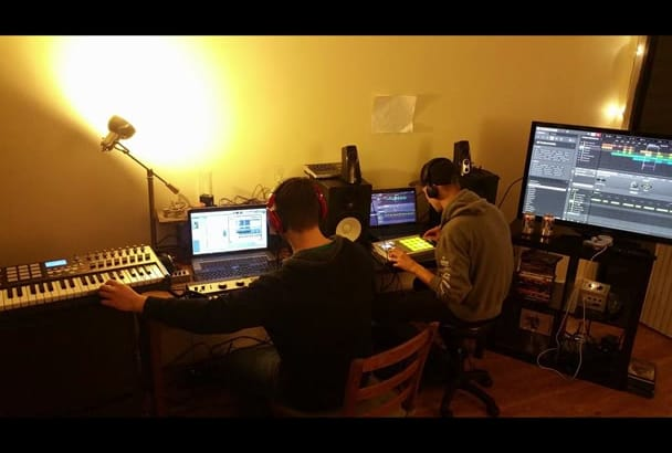 create Custom Corporate Background Music