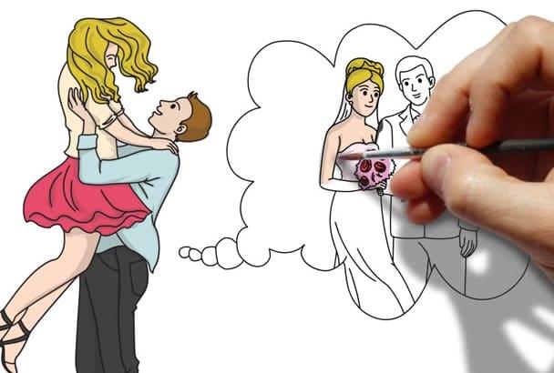 create Advance Whiteboard Animation Videos with BONUS
