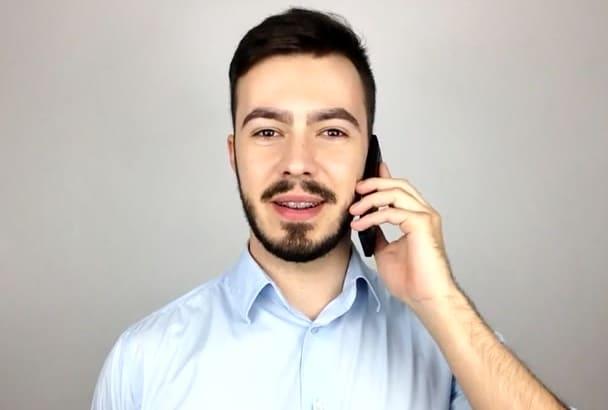 prepare a IndoGermany video telephonic conversation