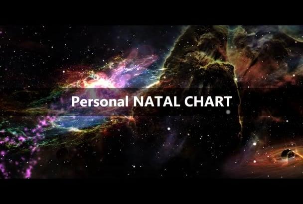 make personal natal chart