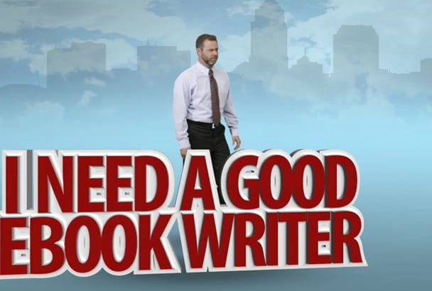 write you an EXCEPTIONAL Ebook Plus a Free Cover