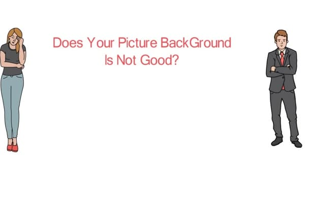 remove and change photo background professionally
