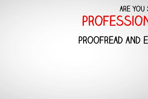proofread and Edit your article written in Uk or USA english