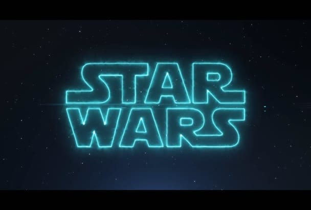 create an outstanding Star Wars intro
