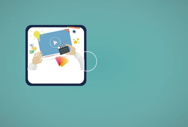 give animated video promotion