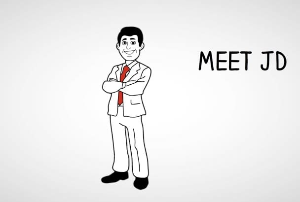 produce an Amazing Whiteboard Animation Video