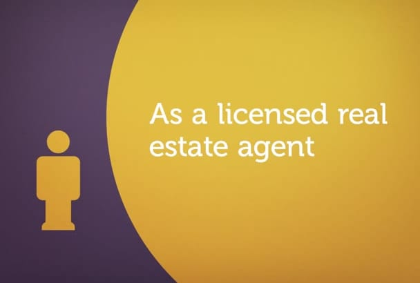 make a Real Estate Agent Video