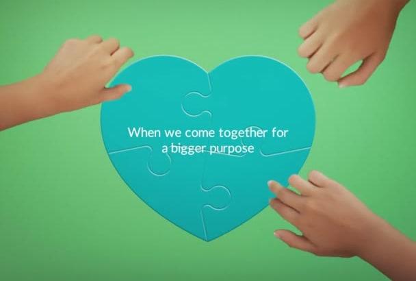 create a Charity Video
