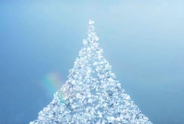 make AMAZING Diamond video intro