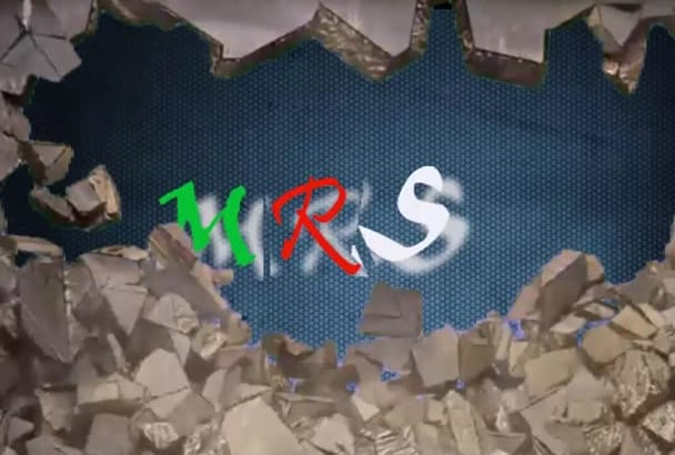 create AMAZING intro video animation