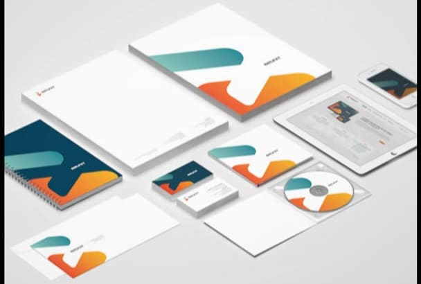 design professional business card or stationary