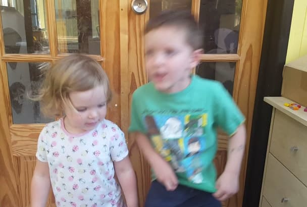 record a custom video of my children singing happy birthday