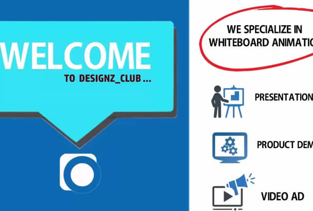 create Awesome Whiteboard Commercials
