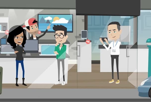 create a COOL explainer video animated