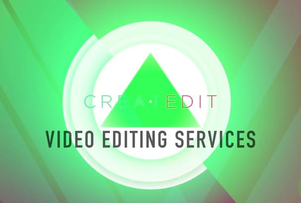 professionally edit your video project