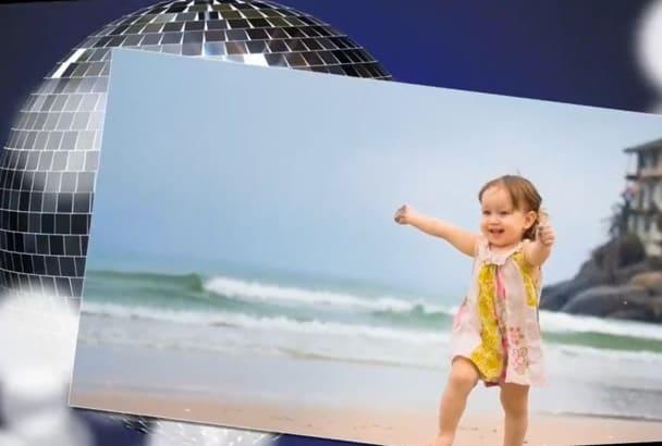 make awesome Photo Slideshow Video
