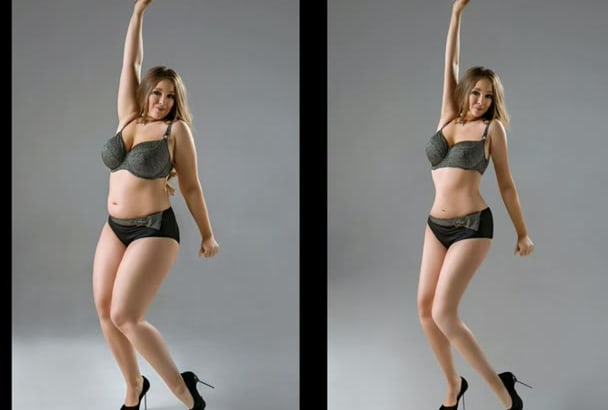 professional Photoshop editing or retouch