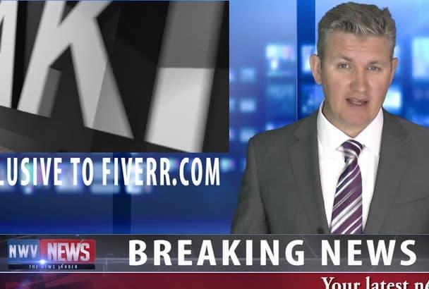 present a Viral News story