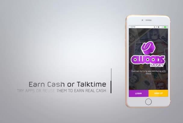 do Stunning App promotional video