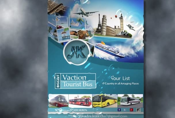 design Flayer,Banner, Poster, Cover or Label