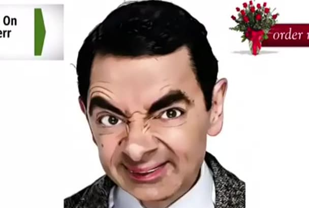 do a voice message in the voice of Mr Bean