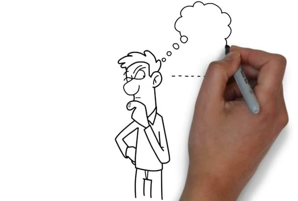 do an professional white board animation