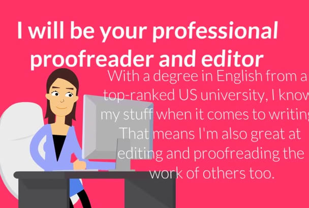 proofread and Edit up to 1500 Words within 12 Hours