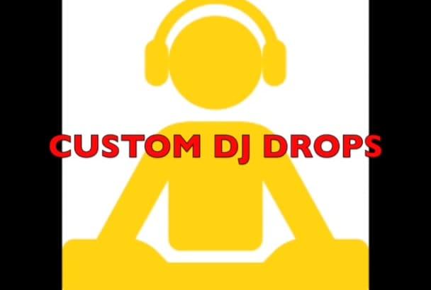 make you professional DJ Drops