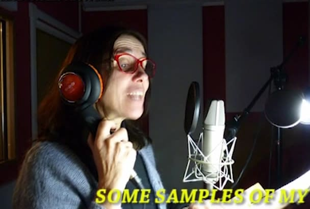 record italian voiceover and dubbing
