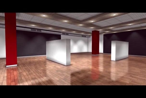 create fantastic 3D PHOTO gallery video