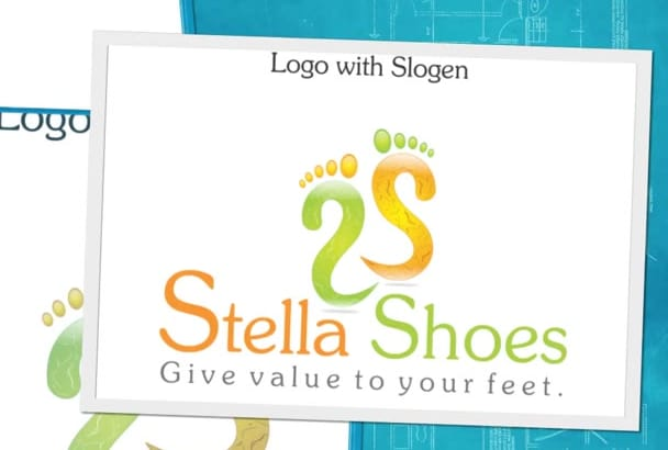 make Company Logo And Poster And Business Card